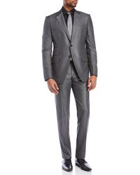 Tom Ford - Two-piece Patterned Classic Fit Suit - Lyst