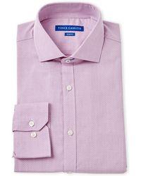 Vince Camuto - Slim Fit Spread Collar Dress Shirt - Lyst