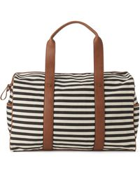 Madden Girl - Patterned Weekender Bag - Lyst
