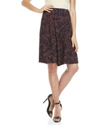 Ottod'Ame - Printed Shorts - Lyst