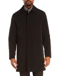 Calvin Klein - Park Fly Overcoat - Lyst