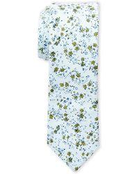 Original Penguin - Brinley Floral Slim Tie - Lyst