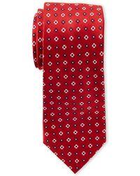 Beau Brummel Soho - Floral Silk Tie - Lyst