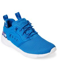 43fcfe9827bb Reebok - Blue   White Furylite Ii Ar Low-top Sneakers - Lyst