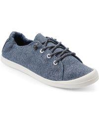 5ca3d25233b Madden Girl - Mauve Bailey Melange Slip-on Sneakers - Lyst