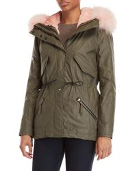 Sam. - Mini Luxe Limelight Coat - Lyst