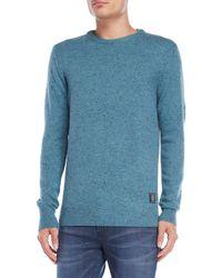 Scotch & Soda - Speckle Sweater - Lyst