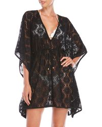 Jones New York | Lace Tunic Coverup | Lyst