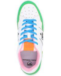 Chiara Ferragni Cf-1 Lace-up Sneakers - Blue