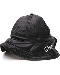 Heron Preston Ghost Print Hat - Black