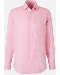 Loro Piana Buttoned Shirt - Pink