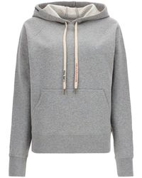 Zadig & Voltaire Clipper Band Of Sisters Hoodie - Gray