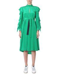 "Golden Goose ""chieko"" Dress - Green"