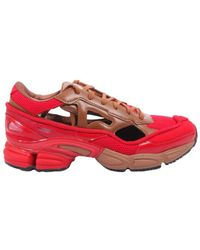 adidas By Raf Simons Rs Ozweego Iii Runner Sneakers - Red
