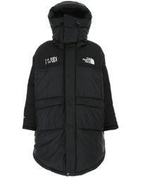 MM6 by Maison Martin Margiela X The North Face Himalayan Down Jacket - Black