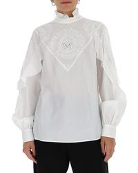 See By Chloé Victorian Blouse - White