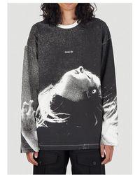 OAMC Nocturnal Long Sleeve T-shirt - Multicolour