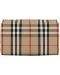 Burberry Vintage Check Small Shoulder Bag - Multicolour