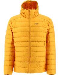 "Arc'teryx ""cerium Lt"" Light Jacket - Yellow"