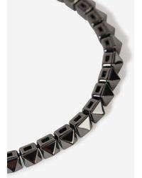 Valentino Garavani Rockstud Bracelet - Metallic