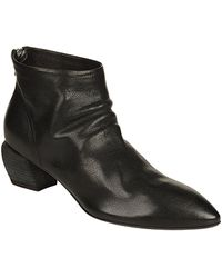 Officine Creative Sally 1 Ankle Boots - Black