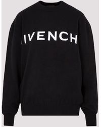 Givenchy 4g Weater In Cashmere - Black