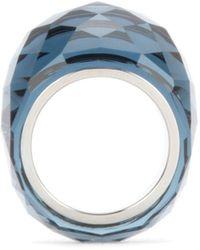 Swarovski Nirvana Ring - Blue