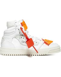 "Off-White c/o Virgil Abloh "" Off-court 3.0 Sneakers"" - White"