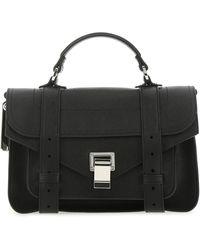 Proenza Schouler Ps1 Tiny Shoulder Bag - Black