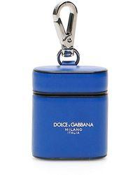 Dolce & Gabbana Airpods Case - Blue