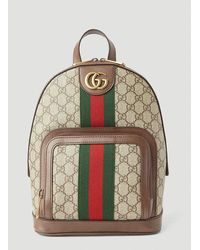 Gucci Ophidia GG Small Backpack - Multicolour