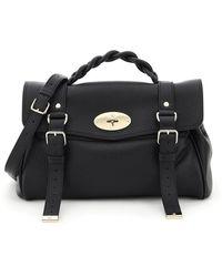 Mulberry Alexa Shoulder Bag - Black
