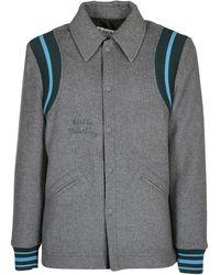 Stella McCartney X The Beatles Grey Wool-blend Jacket