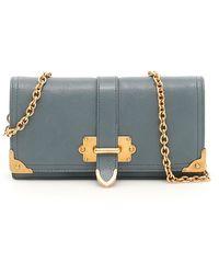 Prada - Cahier Clutch Bag - Lyst