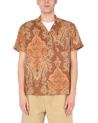 YMC Colour Other Materials Shirt - Multicolour