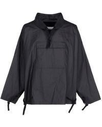 Maison Margiela Drawstring Pullover - Black