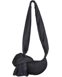 RED Valentino Medium Hobo Bag - Black