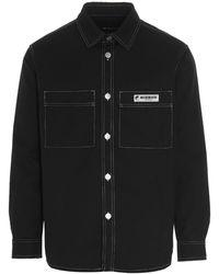 MISBHV Recordings Work Shirt - Black