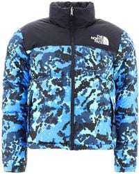 The North Face 1996 Nuptse Jacket - Blue