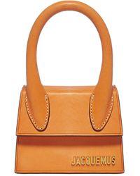 Jacquemus Le Chiquito Mini Shoulder Bag - Orange