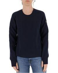 Canada Goose Elmvale Crewneck Sweater - Blue