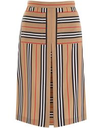 Burberry Arisa Skirt - Multicolour