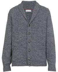 Brunello Cucinelli Sweaters - Gray