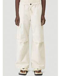 Jil Sander Female Beige 100% Cotton. Dry Clean. - Natural