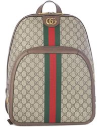 Gucci Ophidia GG Backpack - Multicolour