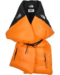 MM6 by Maison Martin Margiela X The North Face Padded Scarf - Orange