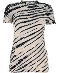 Proenza Schouler Tie-dye T-shirt - Multicolour