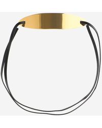 Jil Sander Belts - Metallic