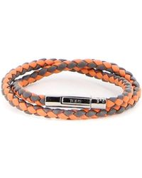 Tod's My Colors Woven Bracelet - Brown