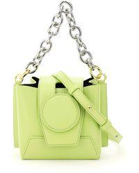 Yuzefi Daria Bucket Bag - Green